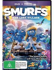 Smurfs: The Lost Village (DVD, 2017) (Region 4) Aussie Release