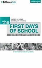 NEW The First Days of School: How to Be an Effective Teacher, 4th Edition