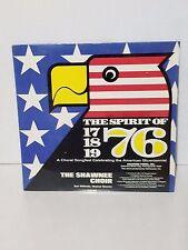 SEALED THE SHAWNEE CHOIR THE SPIRIT OF 76 LP SHAWNEE PRESS RECORDS P-527