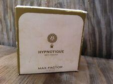 Max Factor Hypnotique Bath Powder With Velour Puff Unopened Powder With Box