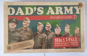 Dad's Army Board Game Age 8+ Brand New And Sealed Free UK Post 2-4 Players
