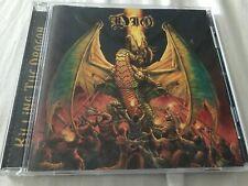 Dio - Killing the Dragon CD 2002 Spitfire 80s Metal Black Sabbath Rainbow RARE