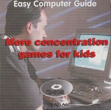 MORE CONCENTRATION GAMES FOR KIDS - BRAIN TRAINING SOFTWARE FROM HAPPYNEURON