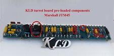 Turret board fixed quality components JTM 45 tremolo tube guitar amp DIY kits