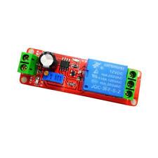 Modulo Temporizzatore 12V Ridardo Regolabile NE555 Timer per Arduino Relè Relay