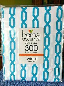 College Dorm Sheet Set Twin Bunk Xlong Extra Long cotton New