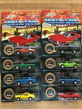 Johnny Lightning Muscle Cars USA 8 different cars Series 2 Limited Edition
