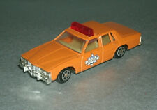 1/64 Scale Pontiac Bonneville Smokey & The Bandit County Sheriff Hot Pursuit Car
