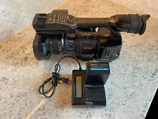 Sony PMW-EX1 Flash Media Camcorder w/2 Batteries and 80gb storage