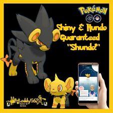 Pokemon Go! 100IV & SHINY SHINX / LUXRAY Community Day! SHUNDO (NOV 21st)