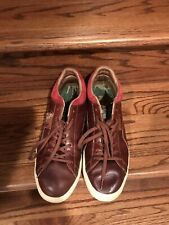 Vintage Puma Stepper Mens Classic Casual Shoes 10.5M Rare Brown Color Pre Owned