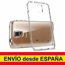Funda carcasa transparente silicona para Samsung Galaxy S5 Sm-g900f
