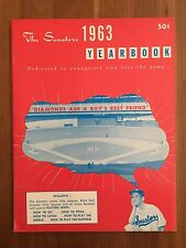 Official The Washington Senators 1963 Yearbook