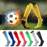 Compression Anti Slip Soccer Sports Socks Mens Football Long Knee Baseball 2019