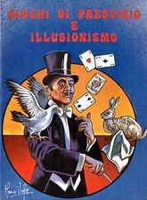 GIOCHI DI PRESTIGIO E ILLUMINISMO 1989 REBRINT (WA953)