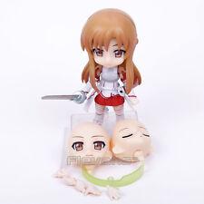 Nendoroid Cute Sword Art Online Cu-poche 017 Asuna PVC Mini Action Figure Toy