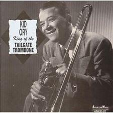 "Edward ""Kid"" Ory, Ki - King of the Tailgate Trombone [New CD]"