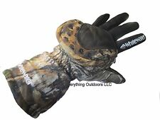 ScentBlocker Whitewater Insulated Sleeping Bag Glo Mitt Glomitt Glove XL/XXL