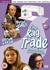 THE RAG TRADE the complete second series 2. Peter Jones. New sealed DVD.