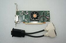 ATI Radeon HD 5450 512MB PCIe Dual Monitor Video Card with DMS-59 Dual DVI Cable