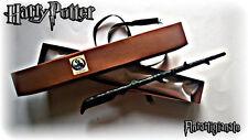Bacchetta Magica Mangiamorte Death Eater Harry Potter Nuova Dark Florartigianato