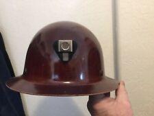 Msa Mine Hard Hat Nos