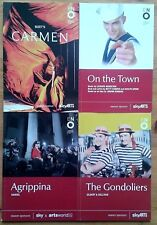 Individual English National Opera (ENO) programmes 2005-2013, programme group 1
