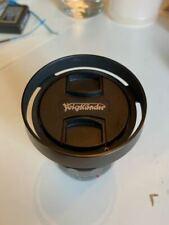 Voigtlander Nokton 35mm f/1.2 Aspherical Lens For Leica M