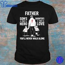 Liverpool Father Son's first hero Daughter's first love You'll never walk alone