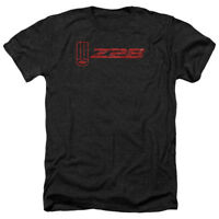 Chevrolet THE Z28 Licensed Adult Heather T-Shirt All Sizes