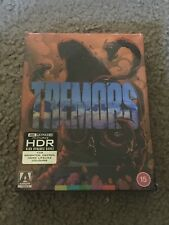 Tremors 4K Arrow Video Ultra Hd Limited Edition Brand New