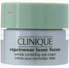 Clinique Repairwear Laser Focus Wrinkle Correcting Eye Cream 0.1oz/3ml