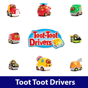 VTech Toot Toot Drivers - Wide Range - Pick Your Vehicle - Cars Planes Trucks