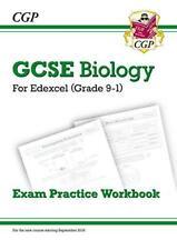Nuevo Grado 9-1 Gcse Biology: Edexcel Exam Práctica Workbook por Cgp Libros