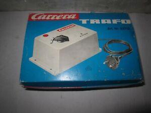 Carrera Universal 132  53712 Trafo 3 Amperestunden  ohne OVP