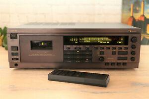 Nakamichi CR-7E Discrete Head Cassette Deck, Remote! Tape Kassettendeck FB, TOP!