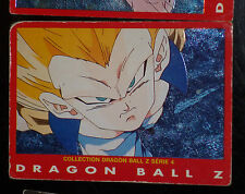 DRAGON BALL Z GT DBZ COLLECTION SERIE 4 CARDDASS CARD PRISM CARTE N° 31 ** 1989