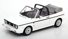 Vw Golf MKI Cabriolet 1992 White NOREV 188435 1/18 Mk1 1 I Volkswagen Weiss