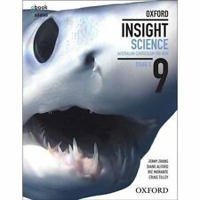 Oxford Insight Science 9 AC for NSW  by Jenny Zhang P -  DIGITAL TEXTBOOK