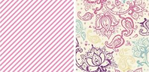 """182 Scrapbook Papers VARIETY Reminisce double-sided 12x12"""" cardstock U-CHOOSE"""