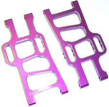 08055 108019 Front Lower Suspension Arms Upgrades HSP Purple