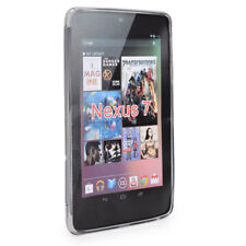 TPU Super Slim Shell Case for 2012 Asus Google Nexus 7 Tablet (1st Gen)