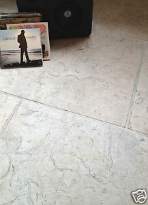 Cathedral Fossil Tumbled Limestone tiles and stone flooring