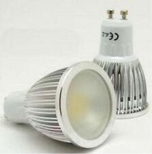 "LAMPADINA-FARETTO A LED ""COB""  GU 10 3 WATT LUCE FREDDA-- RISPARMIO ENERGETICO"