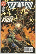 Eradicator #3 : October 1996 : DC Comics
