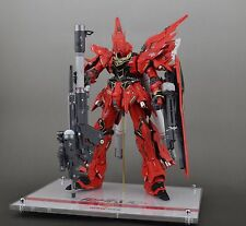 1/100 resin conversion kit for MG Sinanju