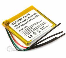 Battery for SanDisk Sansa Fuze Player 8JJH8F15 2GB 4GB 8GB Internal Replacement