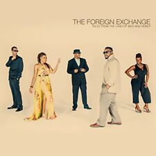 THE FOREIGN EXCHANGE-TALES FROM THE LAND OF MILK AND HONEY-JAPAN CD E91