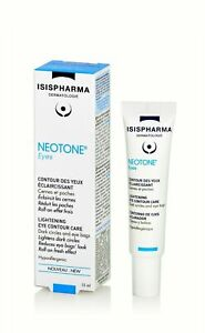 Dark Circles Eye Cream ISIS PHARMA NEOTONE Eyes Lightening Eye Contour Roll-on