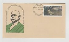 AUSTRALIAN PAINTING SERIES  FRED MCCUBBIN 17/06/1981 FIRST DAY COVER MINT